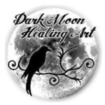Dark Moon Healing Art