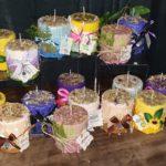 Handcrafted Sabbat Candles
