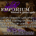Custom Requests & Spell Casting available